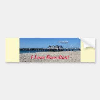 Busselton Bumper Sticker