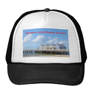 Busselton Jetty Western Australia Trucker Hat