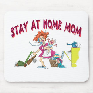 bussy mom mouse pad