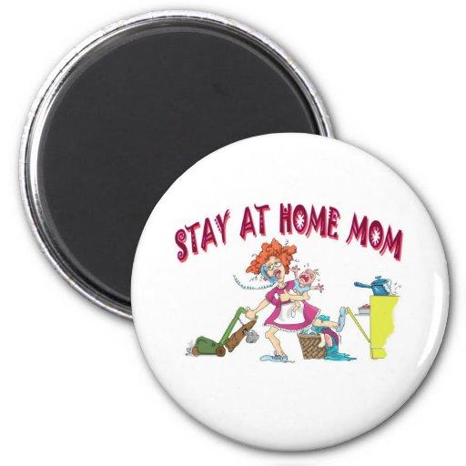 bussy mom refrigerator magnets