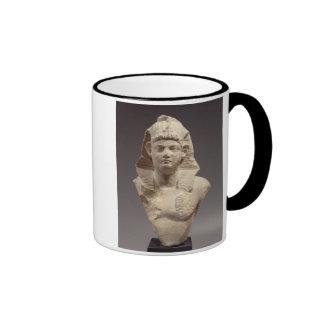 Bust of a Roman Emperor as a pharaoh (marble) Mugs