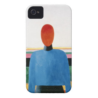 Bust of a Woman iPhone4 Case
