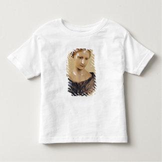 Bust of a Woman Toddler T-shirt