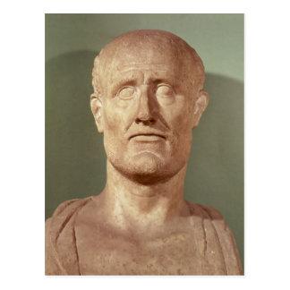 Bust of Alcibiades Postcard