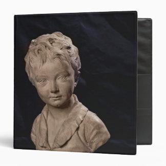 Bust of Alexandre Brongniart Binder