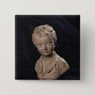 Bust of Alexandre Brongniart Button