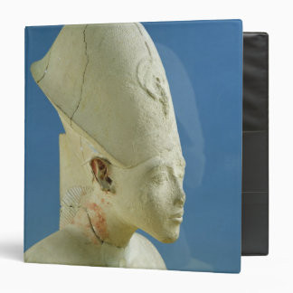 Bust of Amenophis IV  from Tell el-Amarna 3 Ring Binder