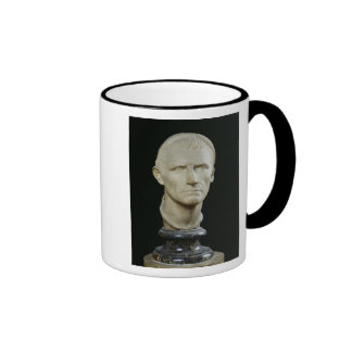 Bust of Antiochus III Ringer Mug