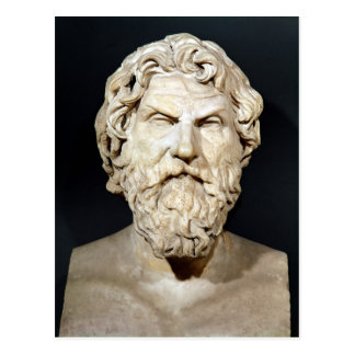 Bust of Antisthenes Post Card