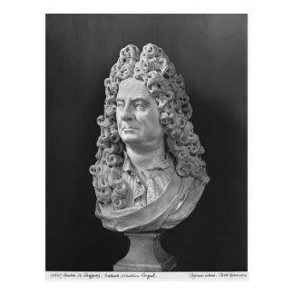 Bust of Antoine Coypel Postcard