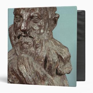 Bust of Auguste Rodin  1909 Vinyl Binders