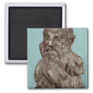 Bust of Auguste Rodin  1909 Magnet