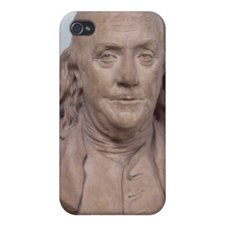 Bust of Benjamin Franklin  1778 Covers For iPhone 4