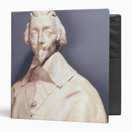 Bust of Cardinal Richelieu  c.1642 Binder