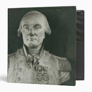 Bust of Charles de Coulomb Binder