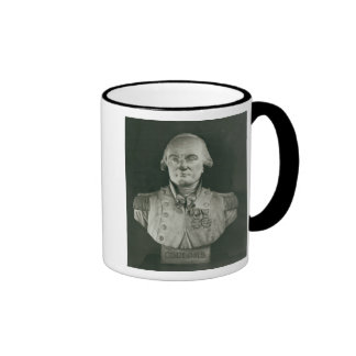 Bust of Charles de Coulomb Mug