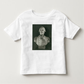 Bust of Charles de Coulomb Toddler T-shirt
