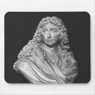 Bust of Charles Le Brun, 1679 Mouse Pad