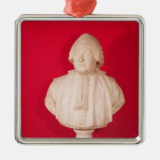Bust of Chretien Guillaume Christmas Ornament