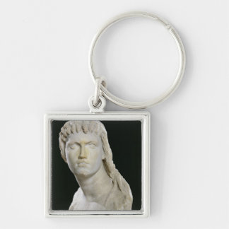 Bust of Cleopatra II or her daughter Keychain