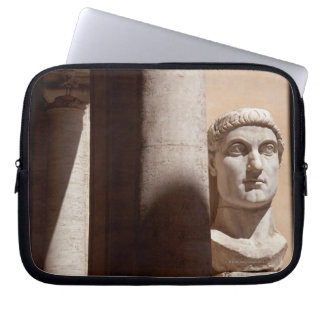 Bust of Constantine, Palazzo dei Conservatori Laptop Sleeves