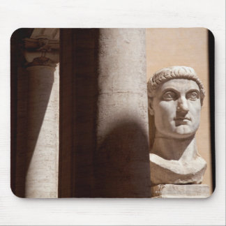 Bust of Constantine, Palazzo dei Conservatori Mouse Pad