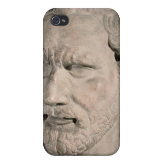 Bust of Demosthenes Cover For iPhone 4