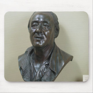 Bust of Denis Diderot  1777 Mouse Pad