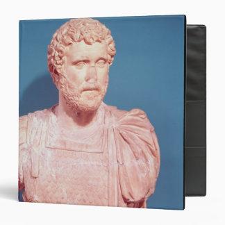Bust of Emperor Antoninus Pius Binder