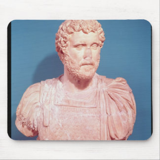Bust of Emperor Antoninus Pius Mouse Pad