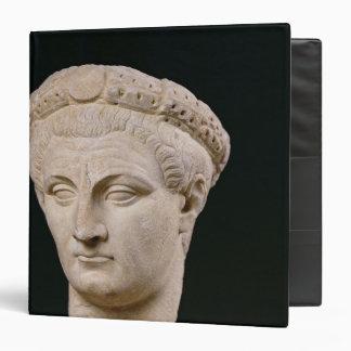 Bust of Emperor Claudius  from Thasos Binder