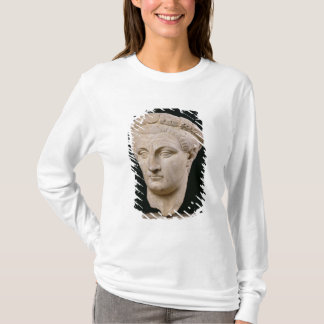 Bust of Emperor Claudius  from Thasos T-Shirt