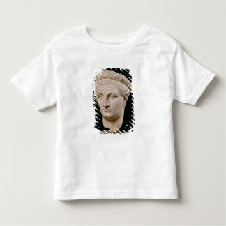Bust of Emperor Claudius  from Thasos Toddler T-shirt