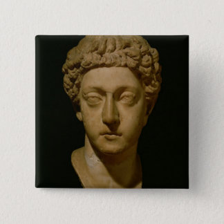 Bust of Emperor Commodus Button