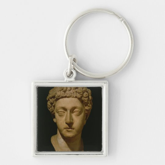Bust of Emperor Commodus Keychain