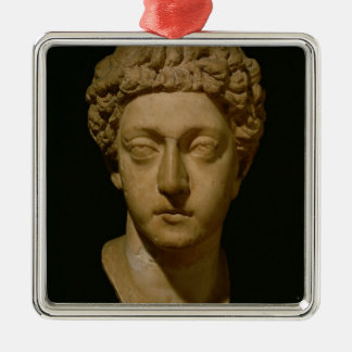 Bust of Emperor Commodus Metal Ornament