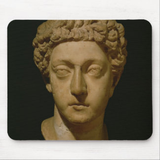 Bust of Emperor Commodus Mouse Pad