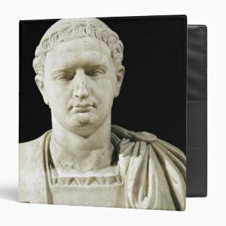 Bust of Emperor Domitian Binder