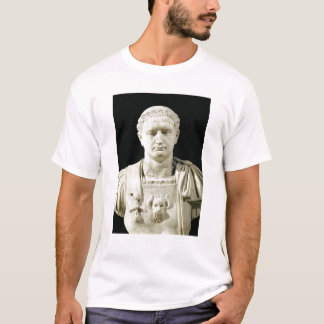 Bust of Emperor Domitian T-Shirt