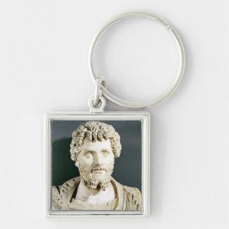 Bust of Emperor Septimus Severus Keychain