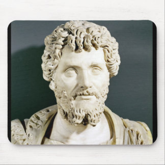Bust of Emperor Septimus Severus Mouse Pad