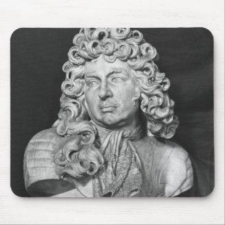 Bust of Francois de Crequy, c.1690 Mouse Pad