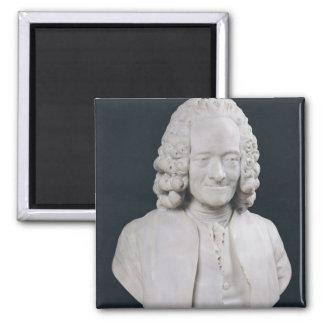 Bust of Francois Marie Arouet de Voltaire  1778 Magnet