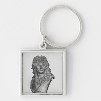 Bust of Gerard Audran Key Chains