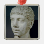 Bust of Heliogabalus Christmas Tree Ornament