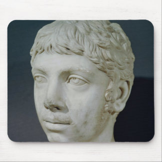 Bust of Heliogabalus Mouse Pad