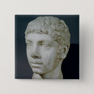 Bust of Heliogabalus Pinback Button