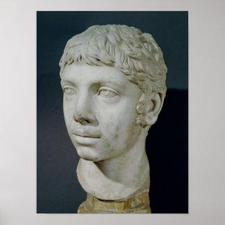 Bust of Heliogabalus Print