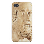 Bust of Homer, Hellenistic period iPhone 4/4S Cover