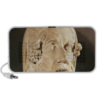 Bust of Homer, Hellenistic period Mini Speaker